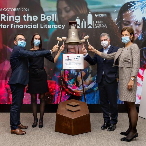 LuxSEand CSSFput spotlight on financial literacy