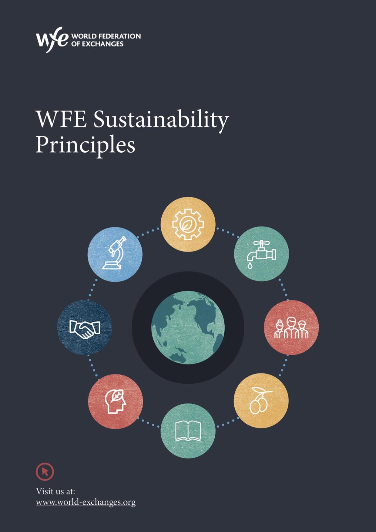 WFE Sustainability Principles